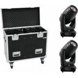 FUTURELIGHT Set 2x PLB-280 + Case