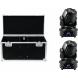 EUROLITE Set 2x LED TMH-60 MK2 + Case