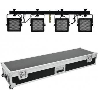 EUROLITE Set LED KLS-401 + Case