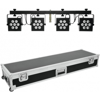 EUROLITE Set LED KLS-2500 + Case