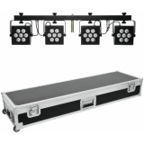 EUROLITE Set LED KLS-2500 + Case