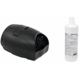 EUROLITE Set B-55 Bubble machine + bubble fluid 1l