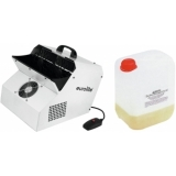 EUROLITE Set SD-201 Bubble machine + bubble concentrate for 5l