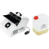 EUROLITE Set SD-201 DMX Bubble machine + bubble concentrate for