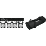 EUROLITE Set LED KLS-40 + SB-205 Soft Bag