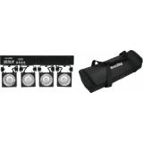 EUROLITE Set LED KLS-40 + SB-205 Soft Bag