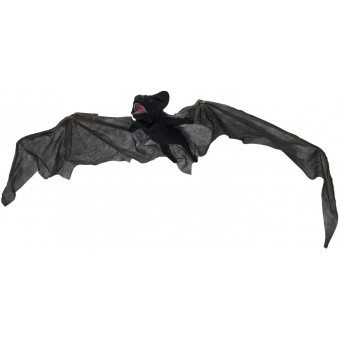 EUROPALMS Halloween bat with LED and Sound