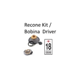 DIAPHRAGM KIT ND1080 - 8 OHM