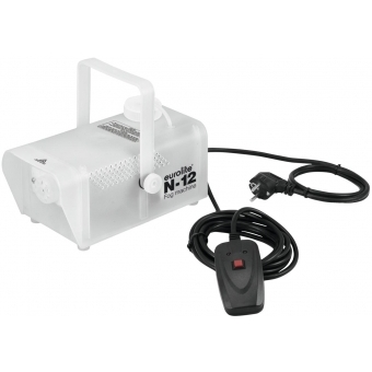 EUROLITE N-12 LED Hybrid multicolor Fog Machine milky