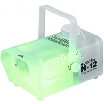 EUROLITE N-12 LED Hybrid multicolor Fog Machine milky #3
