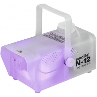 EUROLITE N-12 LED Hybrid multicolor Fog Machine milky #4