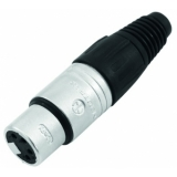 NEUTRIK XLR socket 4pin NC4FX