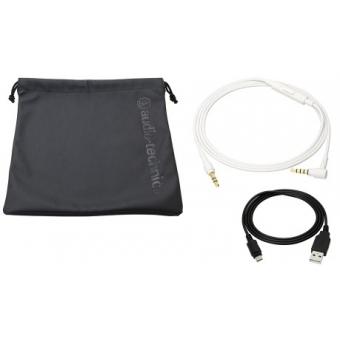 Casti wireless Audio-Technica ATH-SR5BT #8