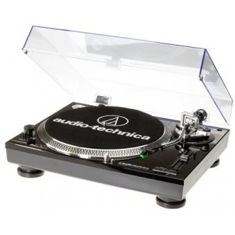 Pick-up Audio-Technica AT-LP120USBHCBK