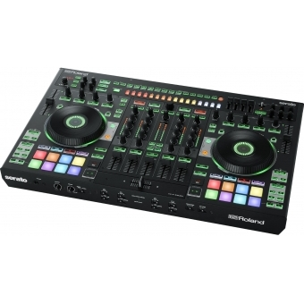 Consola DJ Roland DJ-808 +CADOU U8304 UDG CREATOR CONTROLLER HARDCASE 2XL BLACK #4