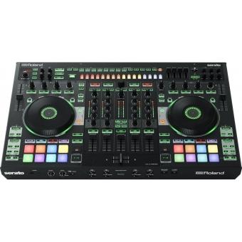 Consola DJ Roland DJ-808 +CADOU U8304 UDG CREATOR CONTROLLER HARDCASE 2XL BLACK #2