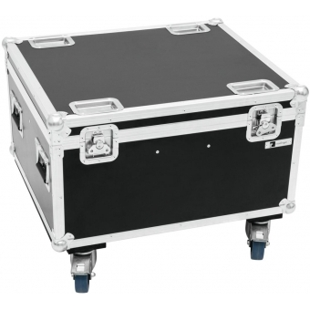 ROADINGER Flightcase 4x TMH FE-600 with wheels #2