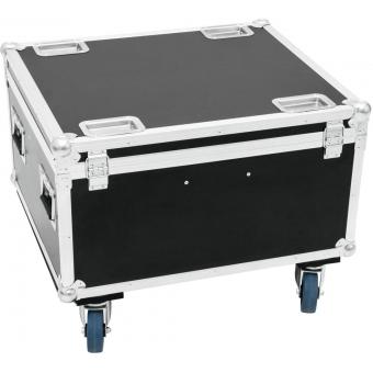 ROADINGER Flightcase 4x TMH FE-600 with wheels #3