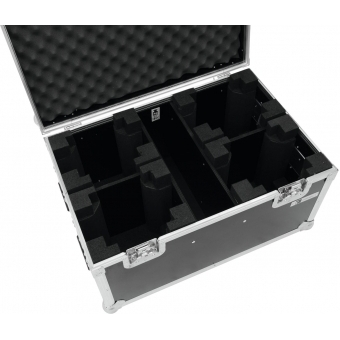 ROADINGER Flightcase 4x TMH-14/FE-300 #4
