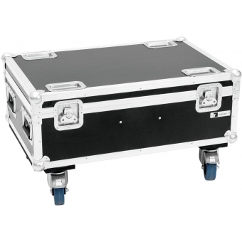 ROADINGER Flightcase 4x THA-40 PC with wheels