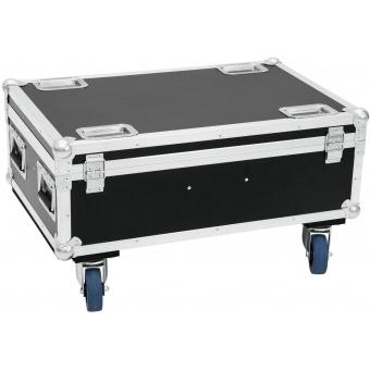 ROADINGER Flightcase 4x THA-40 PC with wheels #2