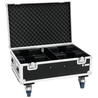 ROADINGER Flightcase 4x THA-40 PC with wheels #3