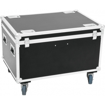 ROADINGER Flightcase 4x TMH-X5 with wheels #2