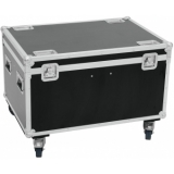 ROADINGER Flightcase 4x TMH-X5 with wheels