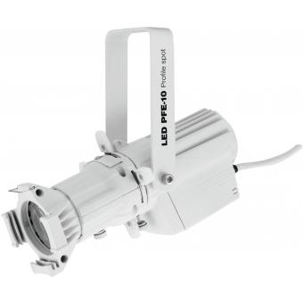 EUROLITE LED PFE-10 3000K Profile Spot wh #2