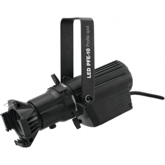 EUROLITE LED PFE-10 3000K Profile Spot bk #2