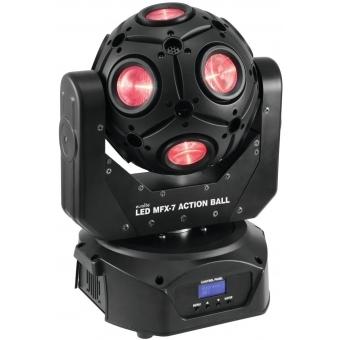 EUROLITE LED MFX-7 Action ball #5