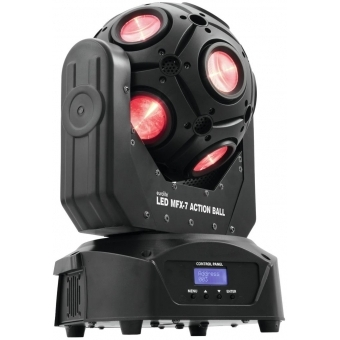 EUROLITE LED MFX-7 Action ball #6