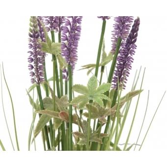 EUROPALMS Lavender grass, artificial, 46cm #3