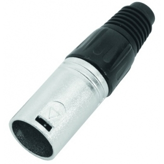 NEUTRIK XLR plug 5pin NC5MX