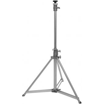 EUROLITE STV-200 Follow Spot Stand, Stainless Steel