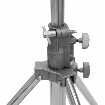 EUROLITE STV-200 Follow Spot Stand, Stainless Steel #2