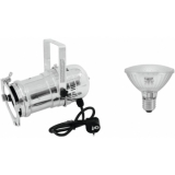 EUROLITE Set PAR-30 Spot sil + PAR-30 230V SMD 11W E-27 LED 6500