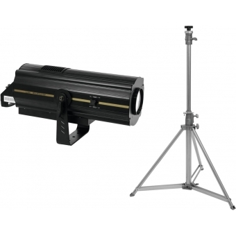 EUROLITE Set LED SL-350 Search Light + STV-200 Follow spot stand