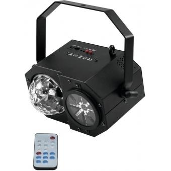 EUROLITE LED Mini FE-4 Hybrid Laser Flower #2