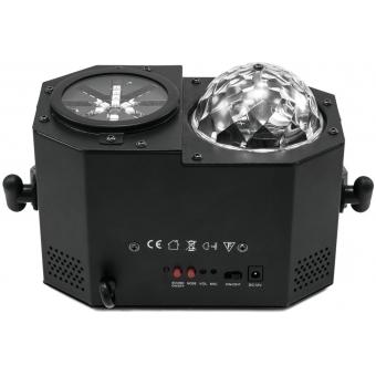 EUROLITE LED Mini FE-4 Hybrid Laser Flower #5