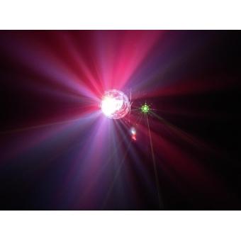 EUROLITE LED Mini FE-4 Hybrid Laser Flower #9