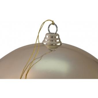 EUROPALMS Deco Ball 30cm, cappuccino #2