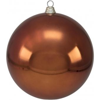 EUROPALMS Deco Ball 30cm, copper