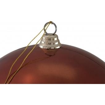 EUROPALMS Deco Ball 30cm, copper #2