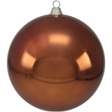 EUROPALMS Deco Ball 30cm, copper