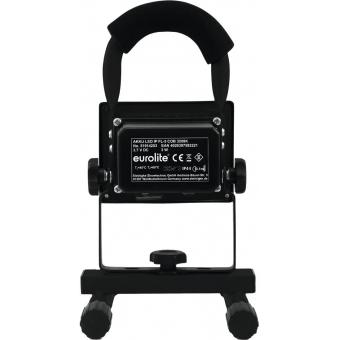 EUROLITE AKKU LED IP FL-5 COB 3200K #3