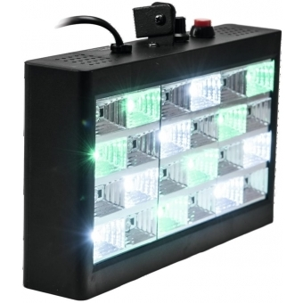EUROLITE LED Strobe 24x1W multicolor #6