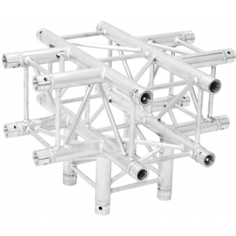 ALUTRUSS QUADLOCK GL400-T51 5-Way Junction
