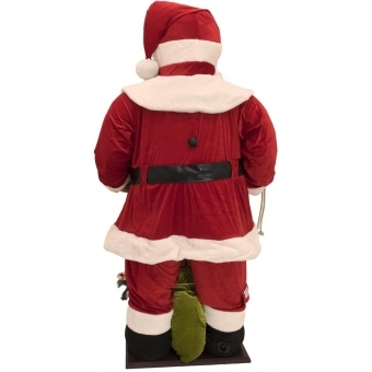 EUROPALMS Santa, inflatable with integrated pump, 190cm #2