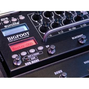 EUROLITE DMX Move Bigfoot Foot Controller 192 #11